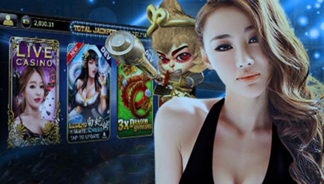 Online Slot Gambling Game Jackpot System